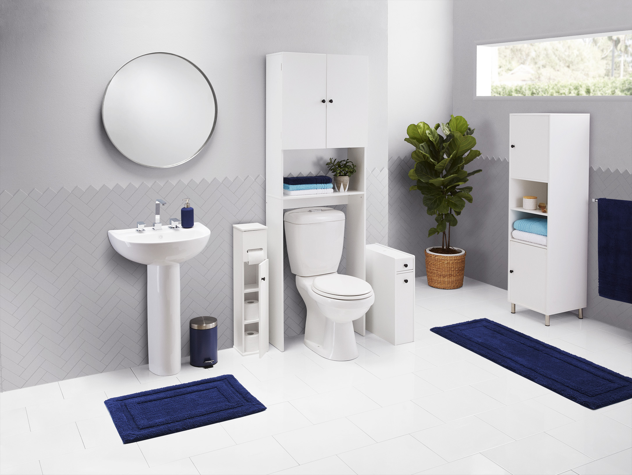 ALDI Bathroom Set AJ Scarcella Designer And Maker Of Things - Bathroom maker